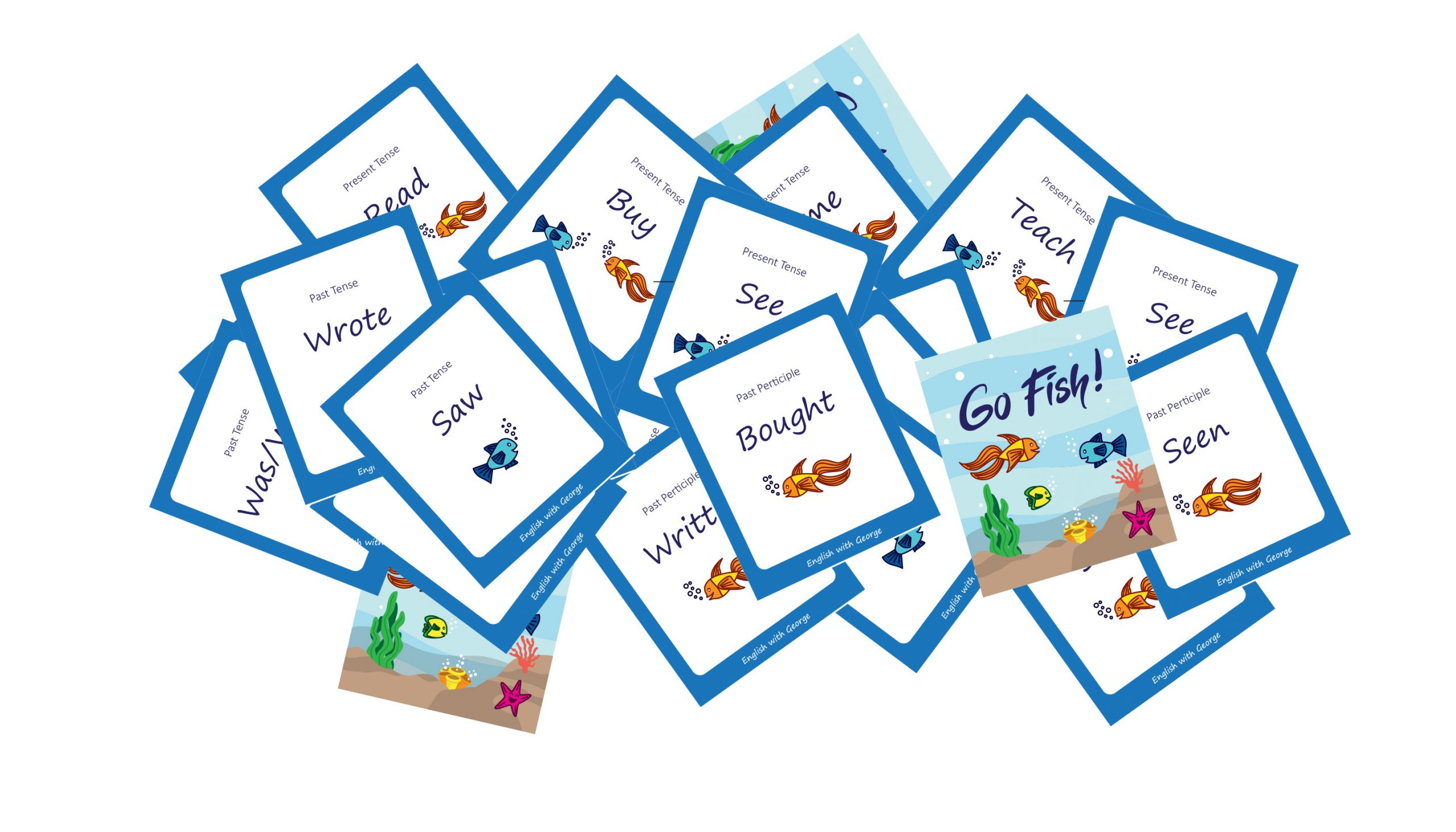 Go-Fish-Irregular-Verbs-Card-Game
