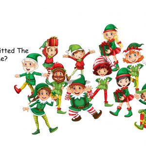 The Guilty Elf - Practice question forms - English with George