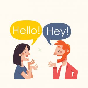Five Online English Conversation Lessons with George