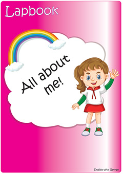 Lapbook - All about me - English with George